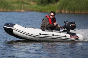 Лодка моторно-гребная AS — 290
